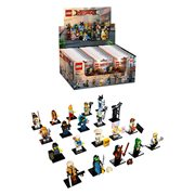 LEGO 6175020 Mini-Figures LEGO Ninjago Movie Display Box