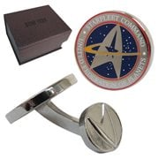 Star Trek Starfleet Command Cufflinks