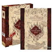 Harry Potter Marauder's Map 1,000-Piece Puzzle