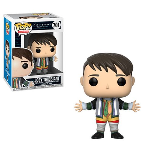 Friends Joey Tribbiani Chandler's Clothes Pop! Vinyl Figure #701
