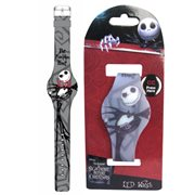 Nightmare Before Christmas The Pumpkin King LED Watch