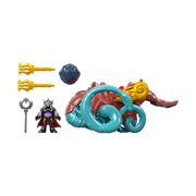 DC Super Friends Aquaman Imaginext Ocean Master and Sea Creature Action Figure