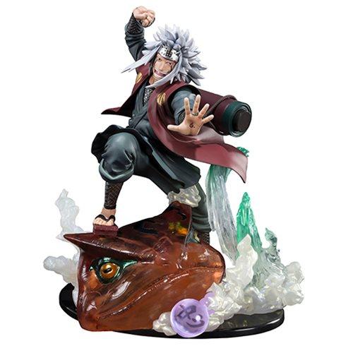 Naruto Shippuden Jiraiya Kizuna Relation Figuartszero Statue