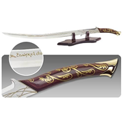 Lord of the Rings Arwen Hadhafang Sword