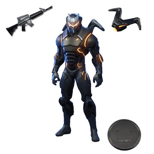 Fortnite Series 1 Omega Action Figure