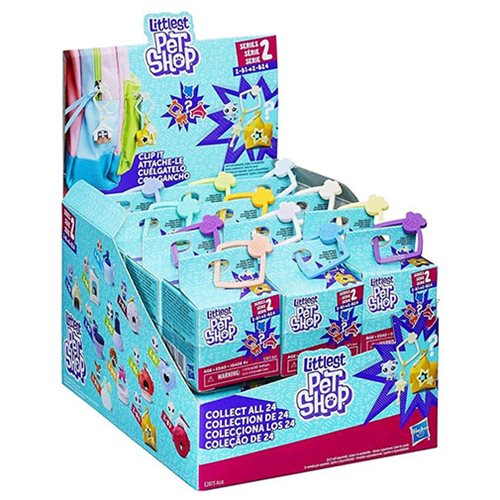 Littlest Pet Shop Blind Bag Pets Wave 2 Case
