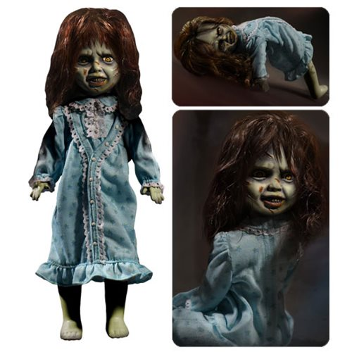 Living Dead Dolls The Exorcist Regan Doll