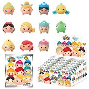 Disney Tsum Tsum Series 3 3-D Figural Key Chain Display Box