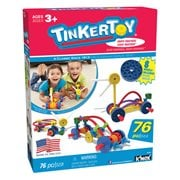 K'NEX Tinkertoy Wild Wheels Building Set