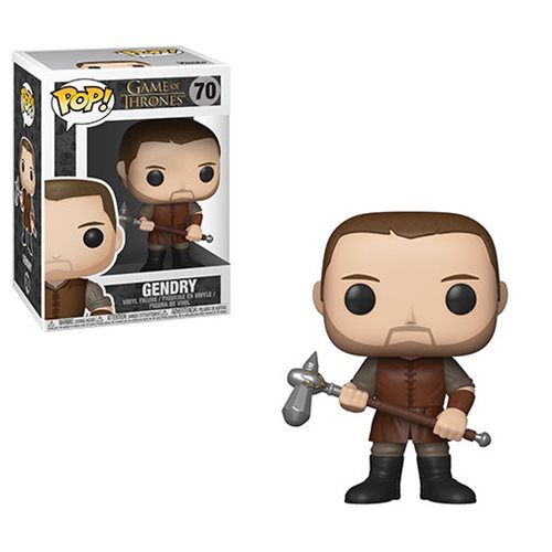 Game of Thrones Gendry Pop! Vinyl Figure #70, Not Mint