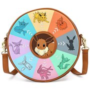 Pokemon Eevee Evolutions Crossbody Canteen Purse