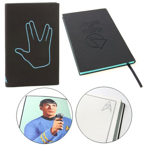 StarTrek: The Original Series Spock Journal
