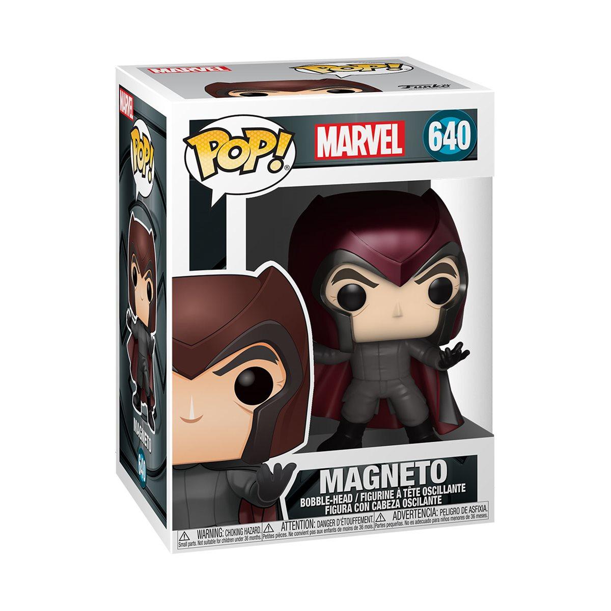 MARVEL: X-Men 20th- Magneto FUNKO POP Vinyl Figure New Toy
