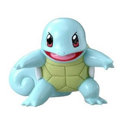 Pokemon Monster Collection M-060 Squirtle Mini-Figure