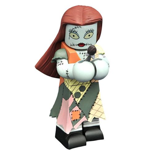 nightmare before christmas sally vinimate figure - Sally From The Nightmare Before Christmas