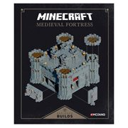 Minecraft Exploded Builds Medieval Fortress An Official Mojang Hardcover Book
