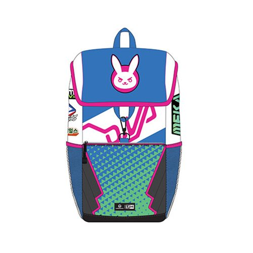 Overwatch D.Va Patch Backpack