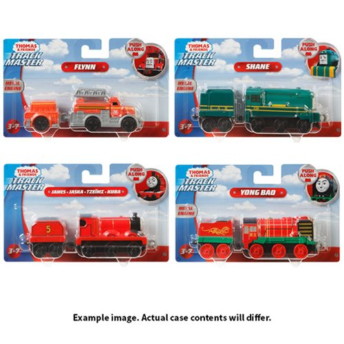 Thomas & Friends Track Master Push Along Large Vehicle Case