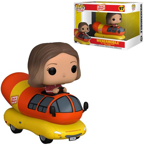 Oscar Mayer Wienermobile Pop! Vinyl Vehicle