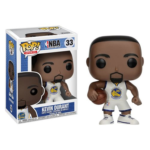 NBA Kevin Durant Pop! Vinyl Figure #33