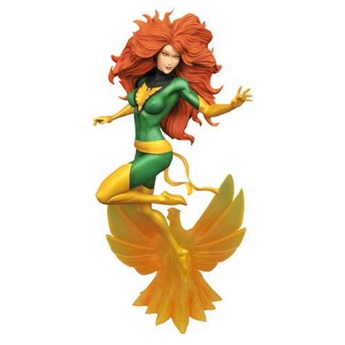 Marvel Gallery Jean Grey Statue