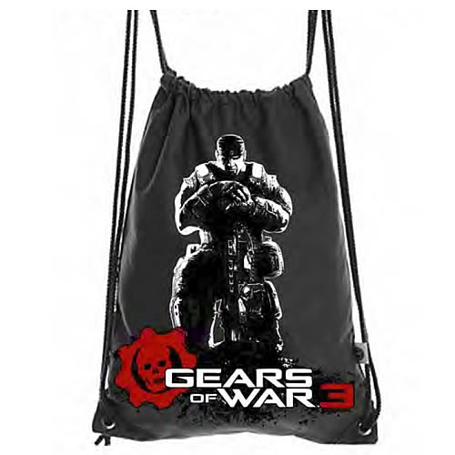 Gears of War 3 Marcus Drawstring Bag