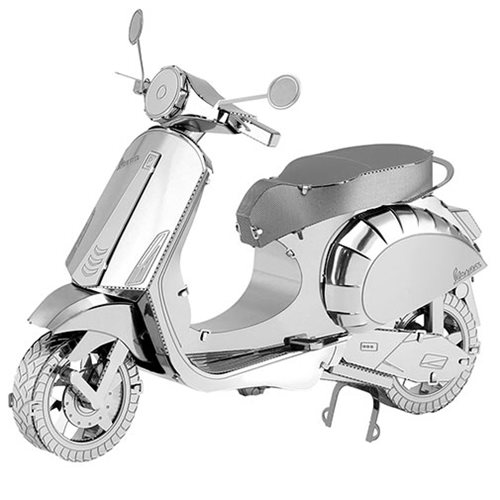 Vespa Primavera Metal Earth Model Kit