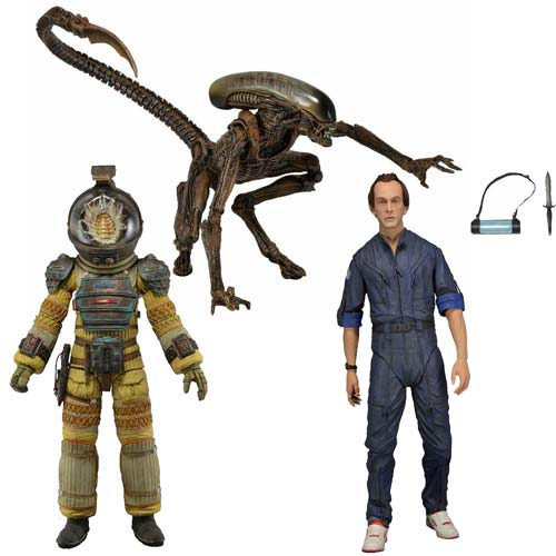 Aliens Series 3 Action Figure Set