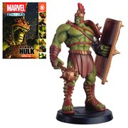 Marvel Fact Files Special #29 Planet Hulk Statue with Collector Magazine
