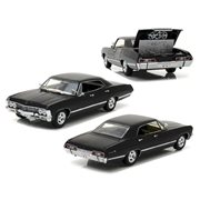 Supernatural 1967 Chevrolet Impala Sport Sedan 1:24 Scale Die-Cast Vehicle