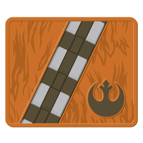 Star Wars Chewbacca Rubber Utility Mat