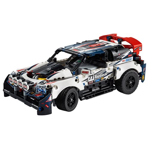 LEGO 42109 Technic App-Controlled Top Gear Rally Car