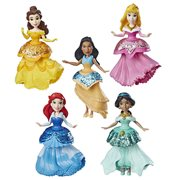 Disney Princess Small Doll Clips Wave 5 Set