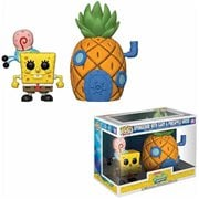 Spongebob SquarePants with Pineapple Pop! Vinyl Figure Movie Moments