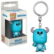 Monsters Inc. Sulley Pocket Pop! Key Chain