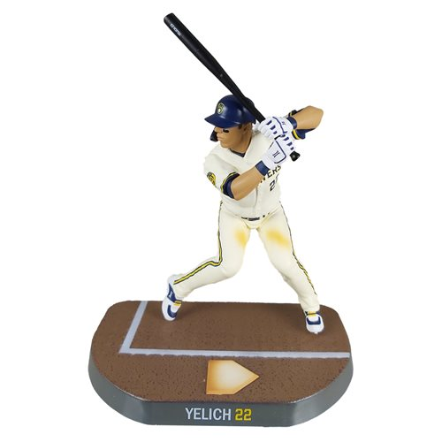 MLB 2020 Milwaukee Brewers Christian Yelich 6-Inch Action Figure