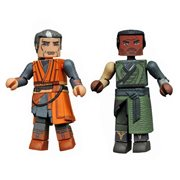 Marvel Minimates Doctor Strange Mordo and Kaecilius 2-Pack, Not Mint