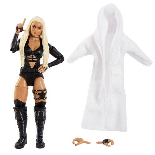 WWE Elite Collection Series 85 Liv Morgan Action Figure