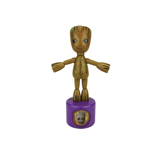 Guardians of the Galaxy Vol. 2 Groot Wooden Push Puppet