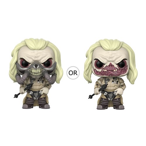 Mad Max: Fury Road Immortan Joe Pop! Vinyl Figure