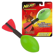 Nerf Pocket Aero Flyer Football - Color May Vary