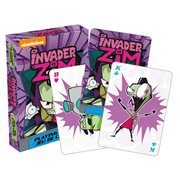 Invader Zim Playing Cards