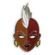 X-Men Mohawk Storm Enamel Pin