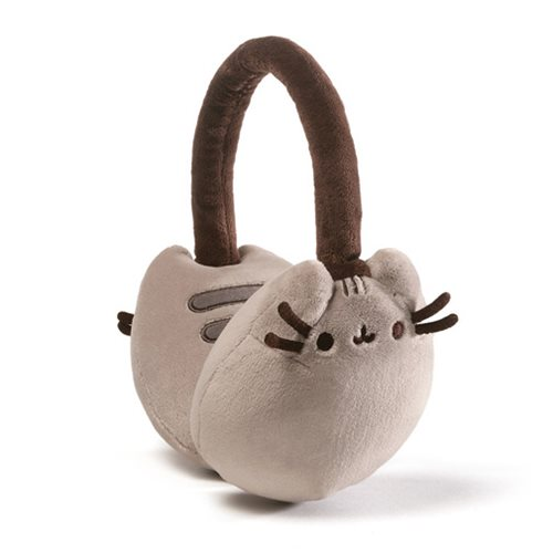 Pusheen the Cat Earmuffs