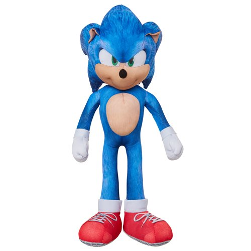 Sonic the Hedgehog Movie Sonic Talking 13-Inch Plush
