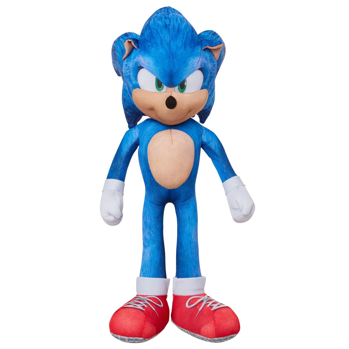 Sonic The Hedgehog Movie Sonic Talking 13 Inch Plush Entertainment Earth