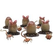 Alien Eggs and Facehugger 1:18 Scale Action Figure Set - Previews Exclusive