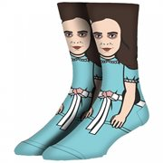 The Shining Twins 360 Character Crew Socks