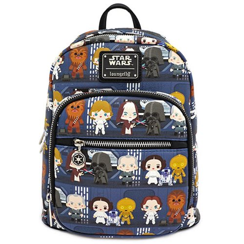 Star Wars: A New Hope Character Mini Backpack