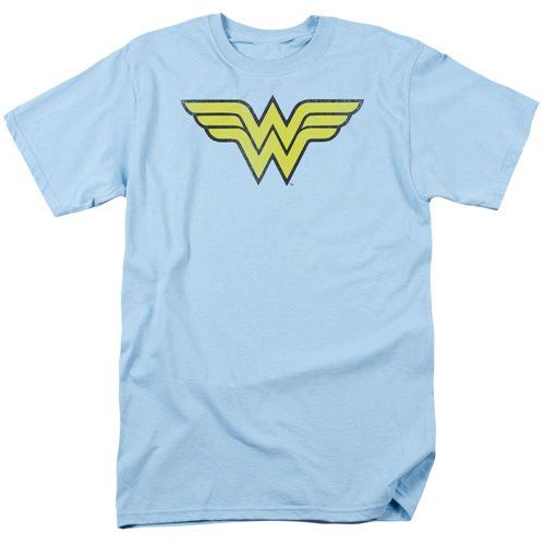 DC Originals Wonder Woman Distressed Logo T-Shirt